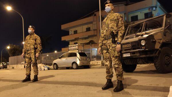 Covid e sicurezza a Pagani, da oggi in strada c'è l'Esercito