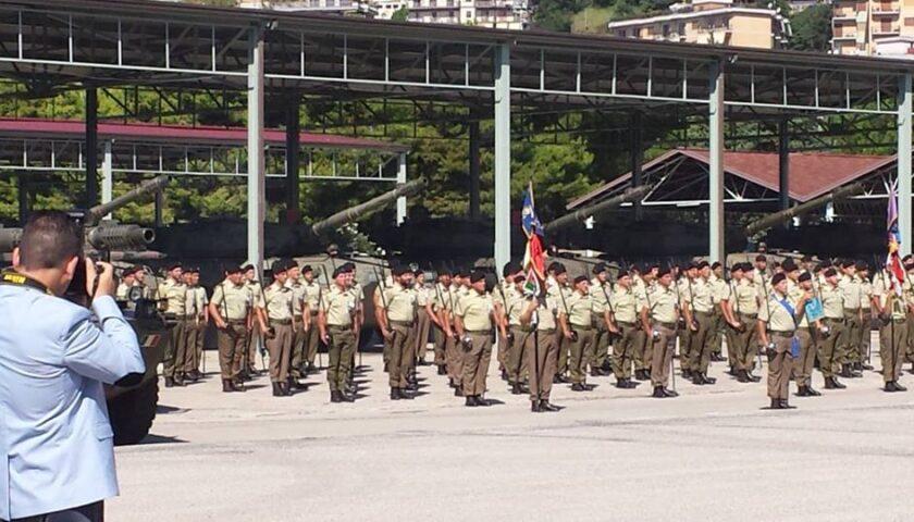 """Mattarella conferisce decoro per il Reggimento Cavalleggeri """"Guide"""" di Salerno"""