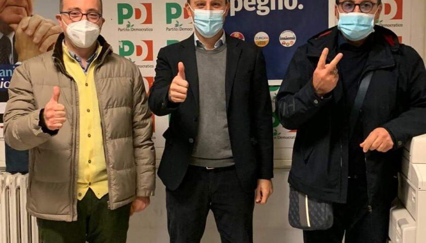 Salerno, Di Cerbo e Guzzo aderiscono al Pd