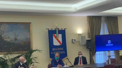 COVID-19, RIUNIONE IN REGIONE E PRIMA VERIFICA SISCREENING SCUOLA