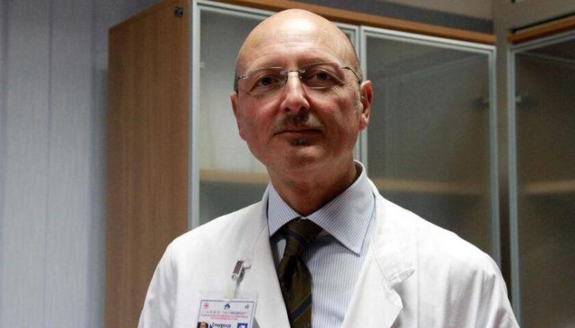 """Covid in Campania, il presidente del 118 regionale Galano: """"I medici facciano la loro parte, siamo in affanno"""""""