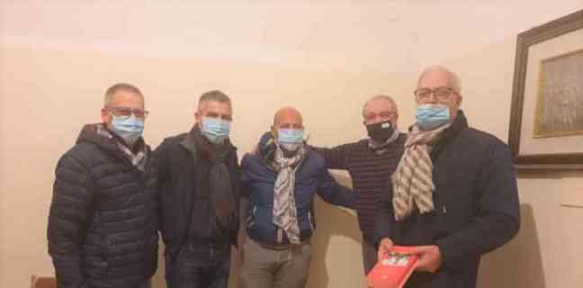 Guardia di Finanza di Salerno e volontari insieme per i clochard