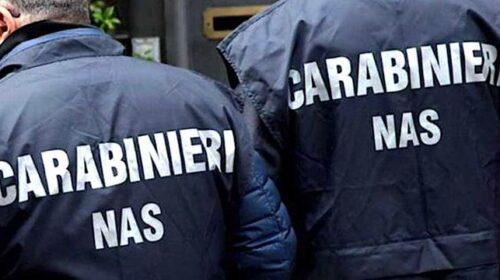 Salerno, carabinieri del Nas nel centro di salute mentale di via Bastioni