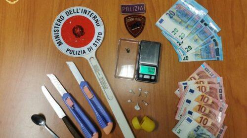 Noleggiano auto e spacciano droga a Cava de' Tirreni, arrestati 2 pusher nocerini