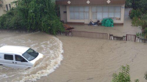 Alluvione a Crotone, partiti 40 volontari della Protezione civile Campania