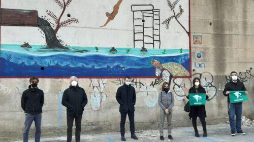 Salerno, cambia volto con 5 opere dei writers