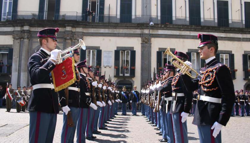 Accadde oggi: il 18 novembre 1787 nasce a Napoli la Nunziatella, la più antica scuola militare al mondo