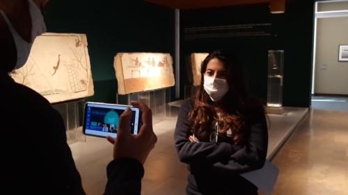 Paestum e Velia: continua la didattica a distanza in diretta dalle aree archeologiche