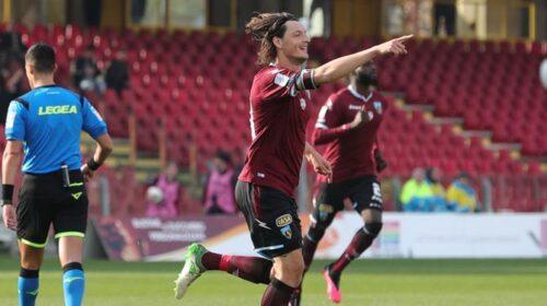 """Ufficiale: Partita """"fantasma"""" con la Reggiana, vittoria a tavolino per la Salernitana"""
