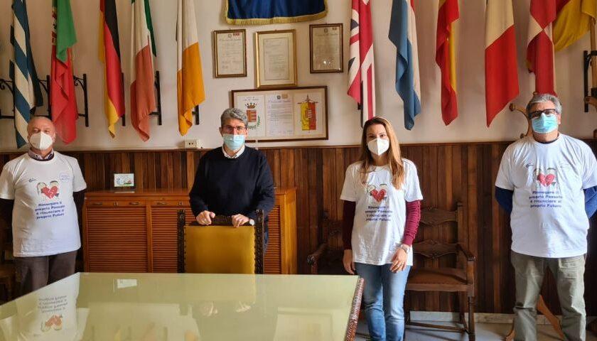 """Contratto sanità privata, la Uil Fpl manifesta a Cava de' Tirreni dopo l'accordo saltato con l'associazione """"La Nostra Famiglia"""""""