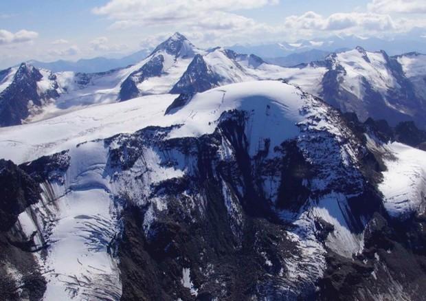 Le vette alpine senza ghiacci 6.000 anni fa