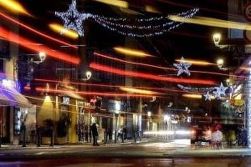Parma si illumina con le luci arrivate da Nocera Inferiore