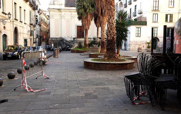 Mostracoprifuoco a Salerno.Reportage per un'insolita antivigiliadiCorradino Pellecchia