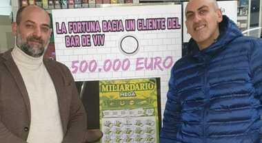 """Nocera Inferiore, vince 500mila euro con """"Il Miliardario"""""""