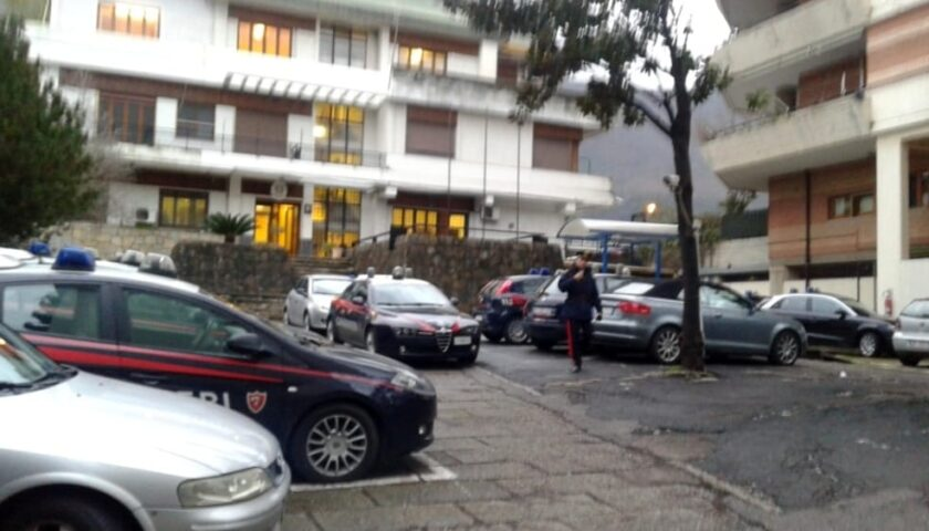 Spari a Nocera Inferiore, arrestato dipendente della Multiservizi