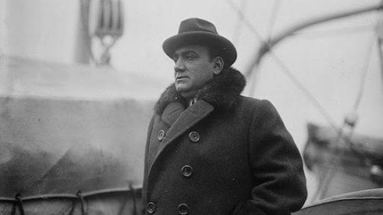 Accadde oggi: il 24 dicembre di un secolo fa al Metropolitan di New York l'ultima esibizione di Enrico Caruso