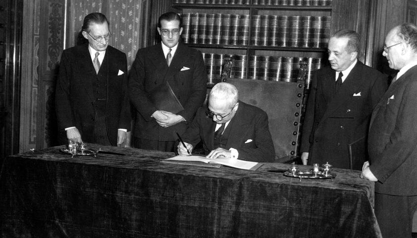 Accadde oggi: il 27 dicembre 1947 viene promulgata la carta costituzionale