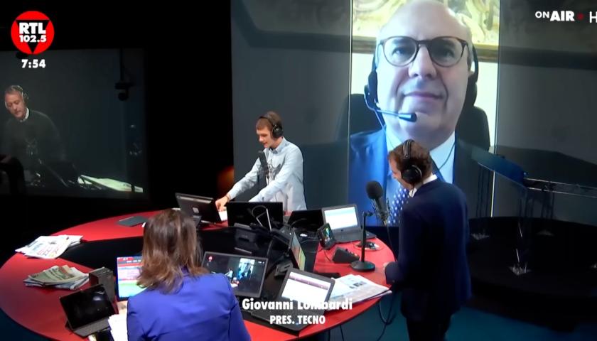 """Lavoro, Giovanni Lombardi (Tecno): """"cresciamo grazie al digitale e trattenendo talenti nel Mezzogiorno"""""""