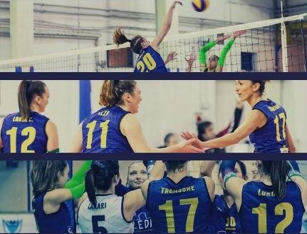Polisportiva Salerno Guiscards, il team volley è stato inserito nel girone C