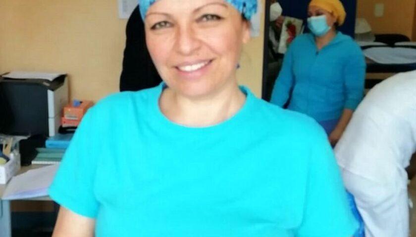 L'infermiera di Nocera Lucia Errico designata tra gli eroi del contrasto al Covid