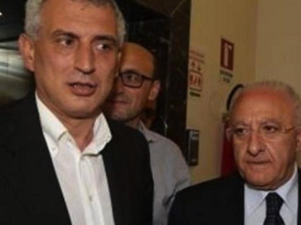 Nello Mastursi torna nello staff del Governatore De Luca