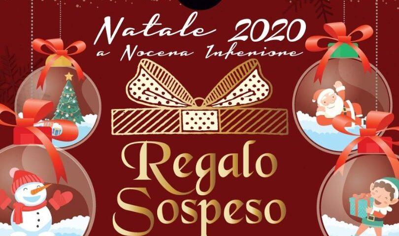 """A Nocera Inferiore """"Regalo sospeso"""", l'iniziativa promossa dall' Amministrazione per un Natale solidale"""