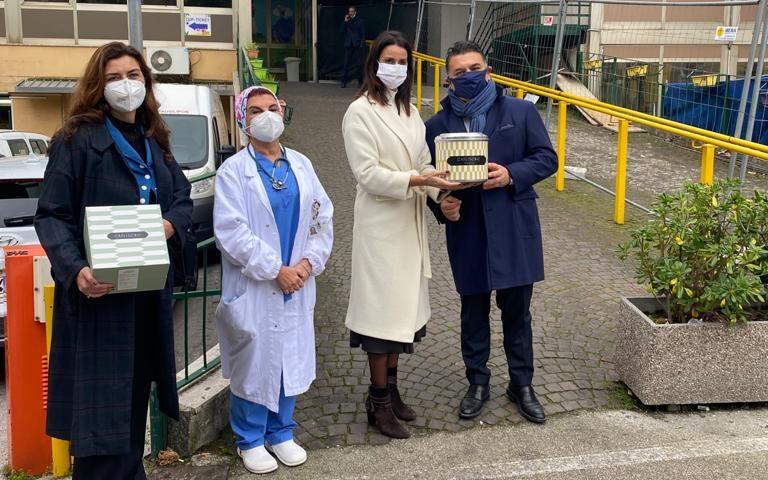 Innovaway al fianco della Fondazione Santobono per il miglioramento della diagnostica dell'Ospedale pediatrico