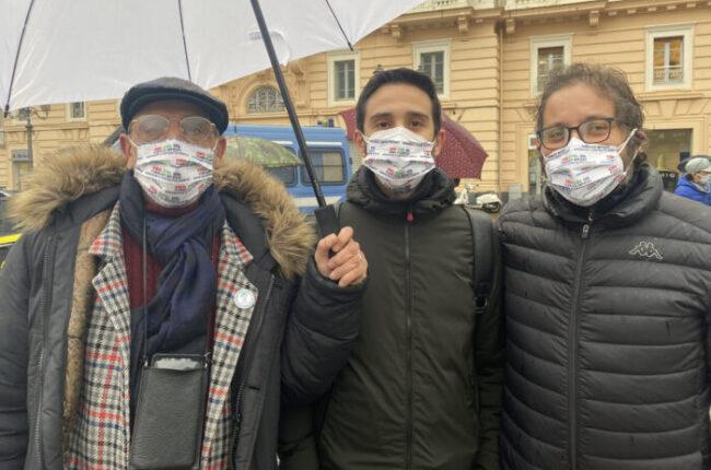 Rinnovo del contratto, sicurezza sul lavoro e diritto allo sciopero: sindacati in piazza anche a Salerno