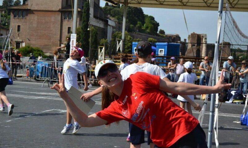 I primi Allenatori alla Gentilezza ad essere riconosciuti nella Provincia di Salerno sono Teresa Gaeta ed Alfonso Palumbo dell'asd Incrocio di Pontecagnano Faiano