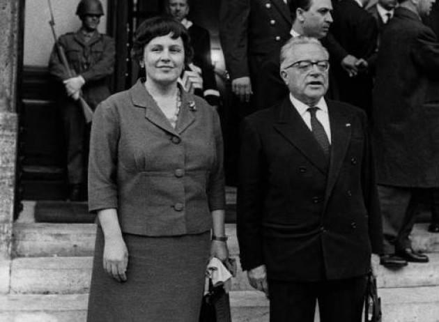 Accadde oggi: il 4 dicembre 1999 muore a Roma Nilde Iotti, primo presidente donna della camera dei deputati