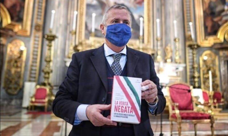 """A Roma la presentazione de """"La Verità Negata. Chi ha ucciso Angelo Vassallo il Sindaco Pescatore"""""""