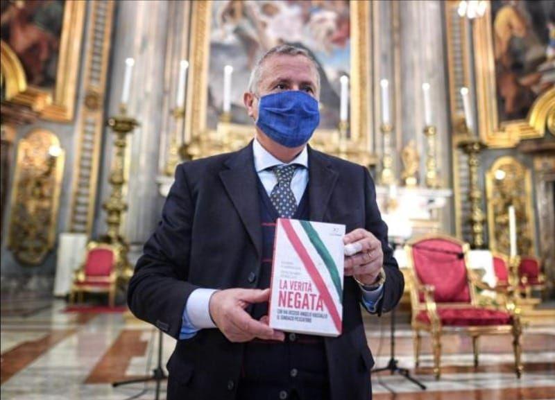 """A Roma la presentazione de """"La Verità Negata. Chi ha ucciso Angelo Vassallo  il Sindaco Pescatore"""" - il Giornale di Salerno .it"""