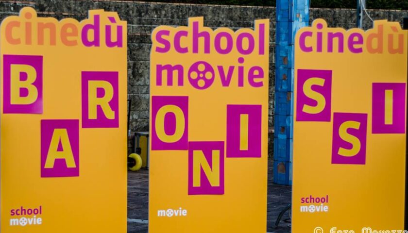 Baronissi, un cortometraggio per School Movie