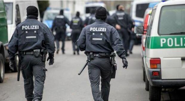 Sparatoria a Berlino: quattro feriti gravi, motivi ancora ignoti