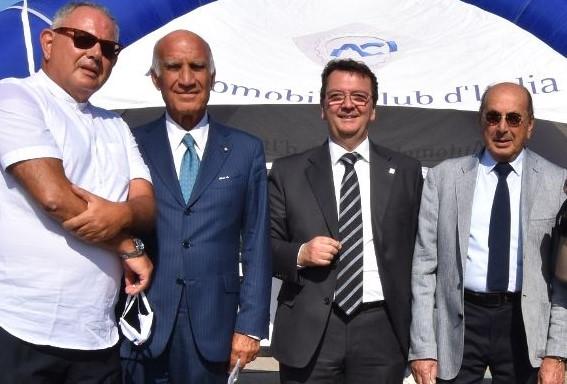 Il salernitano Simone Capuano confermato nella Giunta Sportiva nazionale Aci