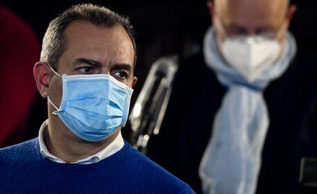 """De Magistris: """"In Campania contagi in aumento, lunedì è zona rossa"""""""