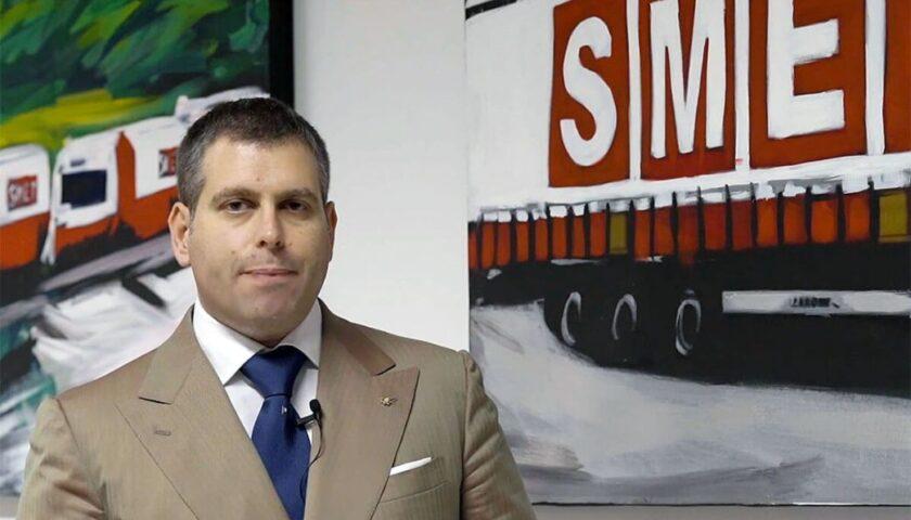 Smet, accordo di 10 milioni con la Real Trail Krone Italia per l'acquisto di 300 nuovi eco trailer maxi volume.