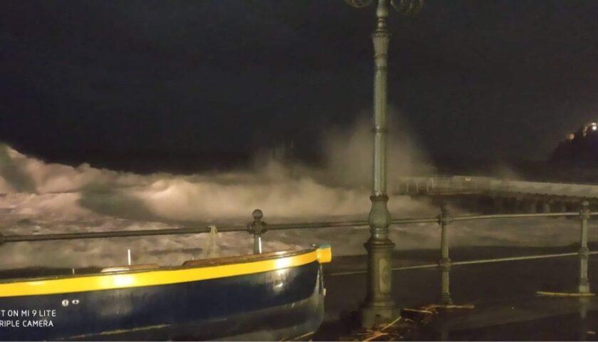 Maltempo, danni da Salerno all'Agro nocerino e costiera Amalfitana fino al Cilento