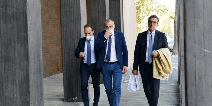 L'ex sindaco di Eboli Cariello subito a processo