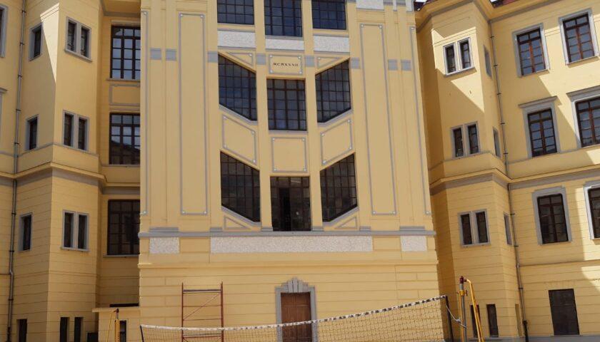 Conclusi al Liceo Tasso di Salerno i lavori di messa in sicurezza