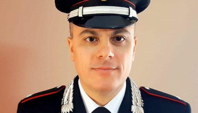 Carabinieri, il maresciallo Prete diventa ufficiale e lascia Salerno