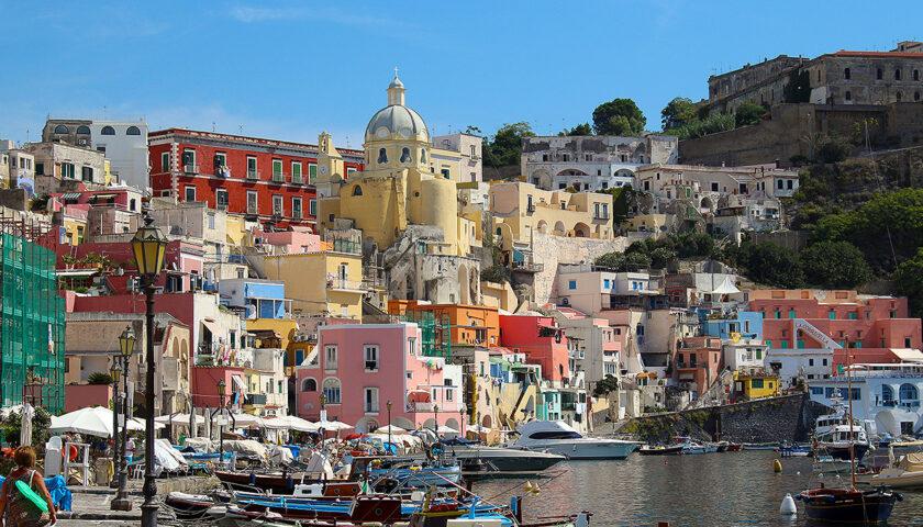 Il Touring Club Italiano festeggia Procida Capitale italiana della cultura 2022