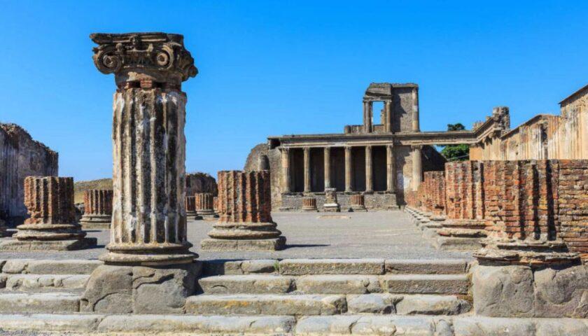 Pompei, gli scavi dicono che è stata fondata dagli etruschi