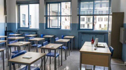 Covid, a Nocera Inferiore si fermano altre 3 scuole