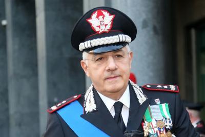 Il generale Teo Luzi è il nuovo comandante dell'Arma dei Carabinieri