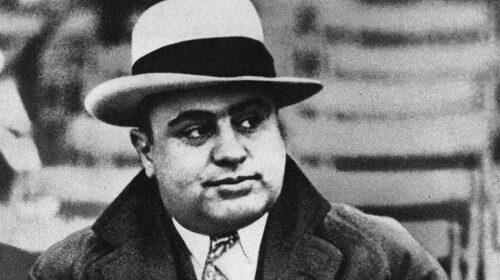 Accadde oggi: il 25 gennaio di 74 anni fa moriva il boss italo americano Al Capone, dominò l'America del proibizionismo