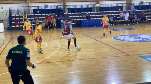 Alma Salerno, sconfitta interna nel derby