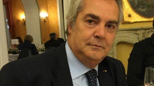Gli arbitri e gli avvocati salernitani piangono la scomparsa di Antonio Romano