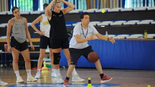"""Todis Salerno '92 torna ad allenarsi: """"Eravamo impazienti, patron trasmette energia"""""""