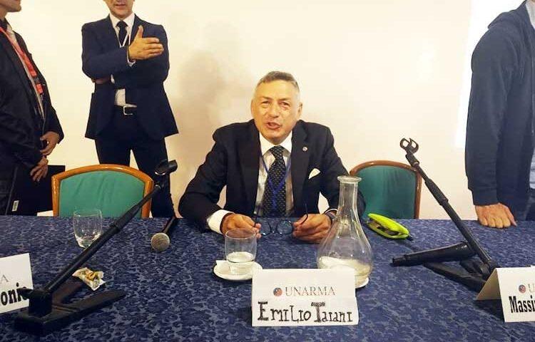 Unarma, delegazione di dirigenti e segretari incontra in call l'onorevole Cirelli (Fdi)